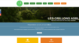 S.A.J.A Les Grillons