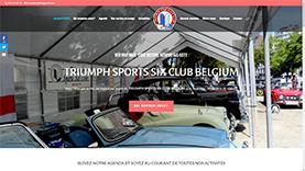 Triumph Sport Six Club Belgium